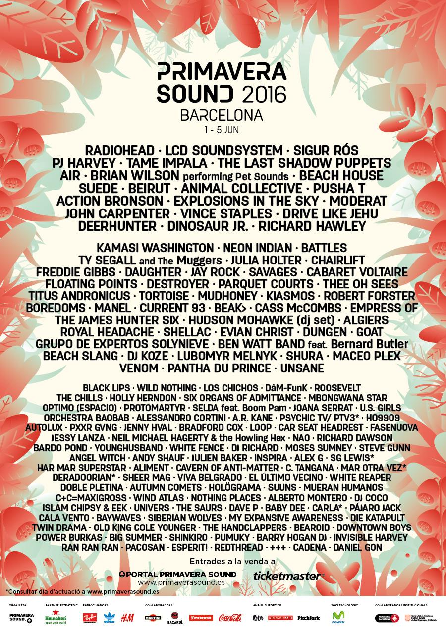 Line-up Primavera Sound 2016_jerarquic_cat