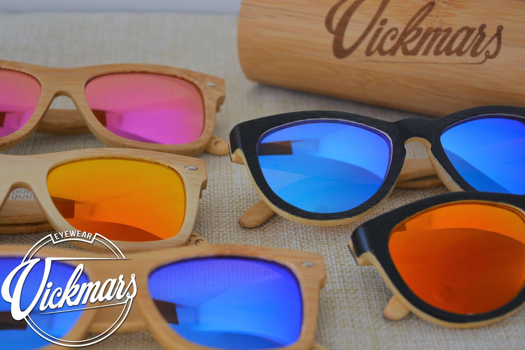 70d0675b75 Y es que tanto nos ha gustado la estética y calidad de estas gafas de madera  que, a partir de ahora, Vickmars va a ser partner y ...